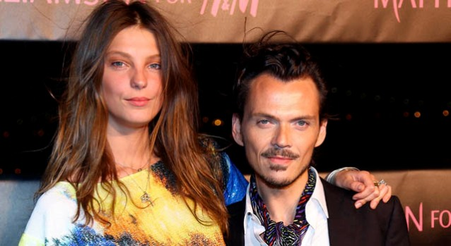 [NATL] Matthew Williamson's Star Studded H&M Launch Party
