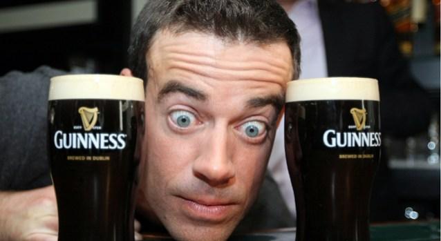 [NATL] Luck o' the Irish Celebs