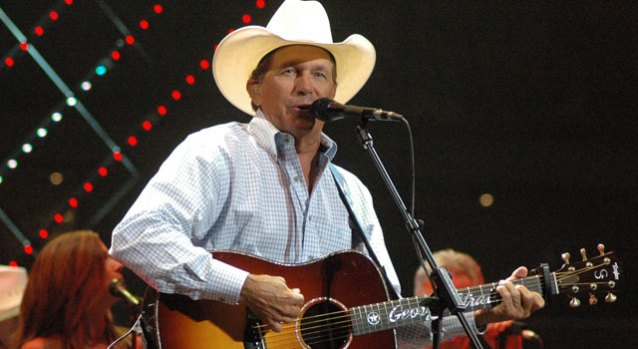 George Strait Headlines First Show at Cowboys Stadium