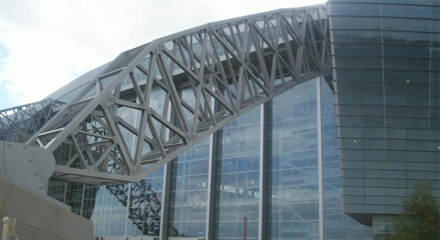 Viewer Photos From Inside The New Cowboys Stadium