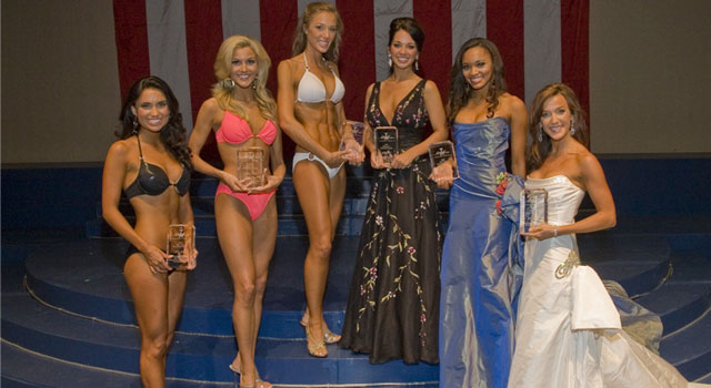 Miss Texas 2009 Preliminary Winners