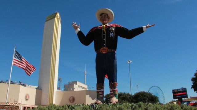 Sneak Peek Before Opening of State Fair of Texas