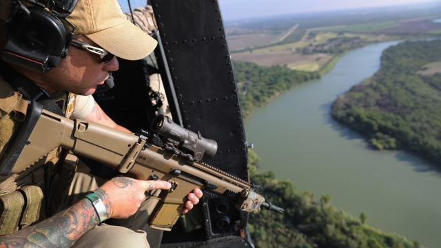 Texas Border Busts Also Include Lesser Offenses