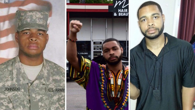 Huey Newton Gun Club Says Dallas Gunman Not a Member