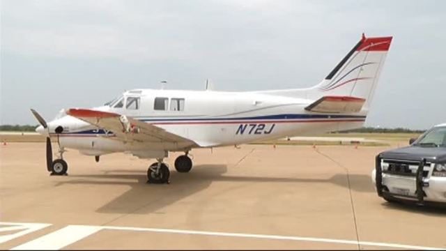 Photos: Planes Used in Aerial Spraying