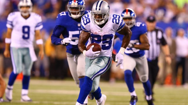 DeMarco Murray's Value Comes Late