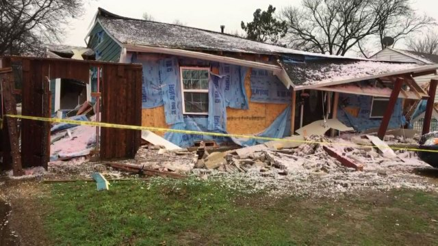 Child Killed in Dallas Home Explosion, Evacuations Ordered