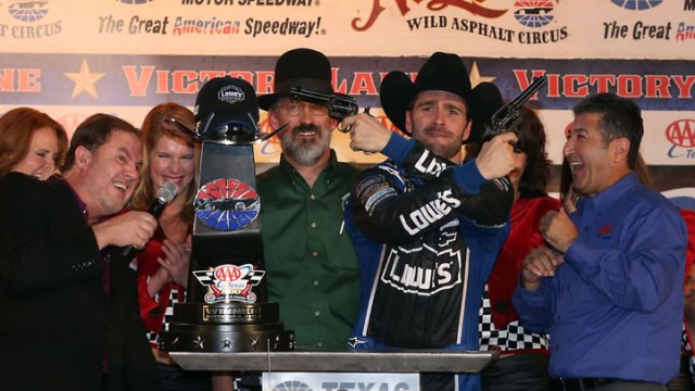 Top Images from Texas Motor Speedway 2012