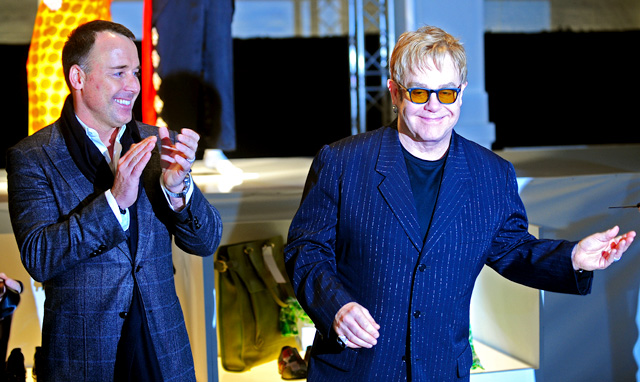 Get a Piece of the Rocket Man at Elton John's Pop Up