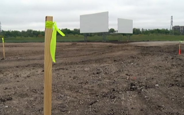 Fort Worth's Coyote Drive-In Closer to Opening
