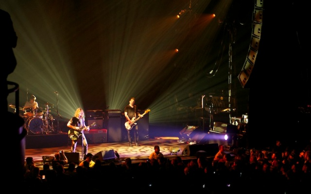 Soundgarden Brings Back Grunge at Hammerstein