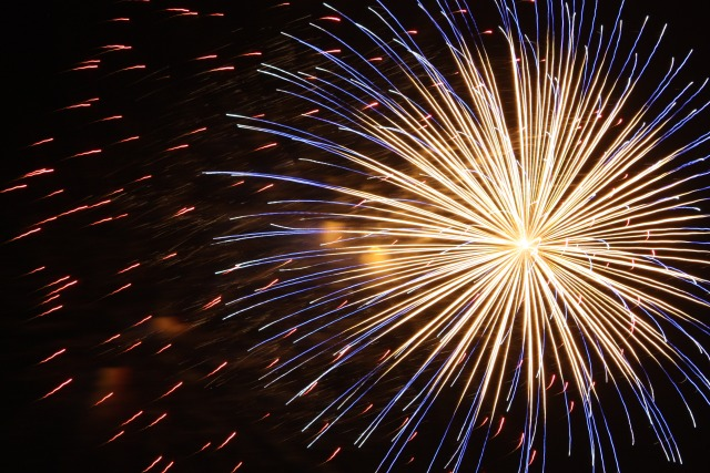 Fourth of July Fireworks: Your Photos