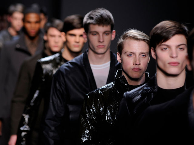 Calvin Klein Men's Collection - Fall 2010