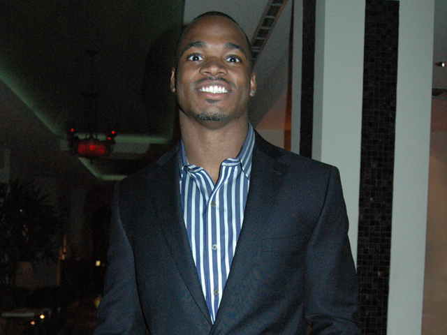 Adrian Peterson's Super Soiree Benefits Kids