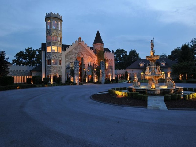 Southern Fairytale Castle on the Market for $19.5M