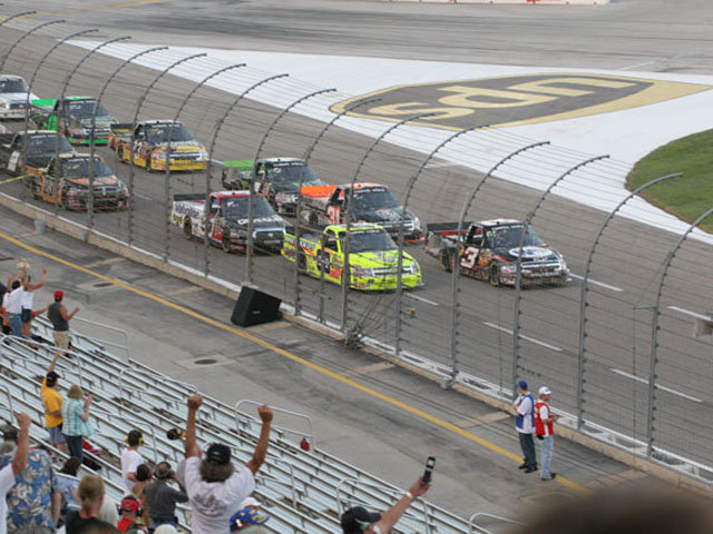 NASCAR Truck Series at TMS