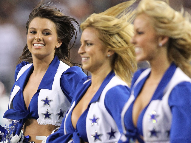 Dallas Cowboys Cheerleaders, America's Sweethearts