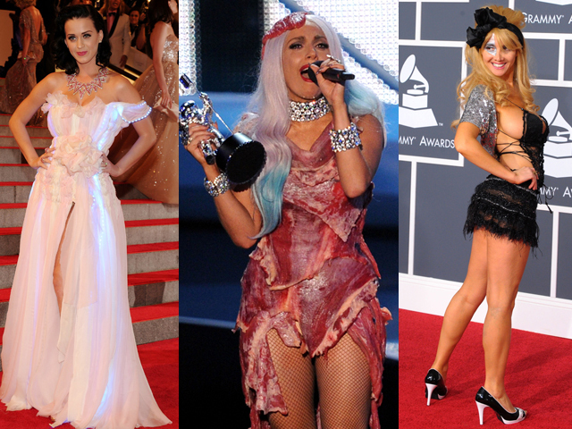 Year in Review 2010: Red Carpet Fashion Highs & Lows