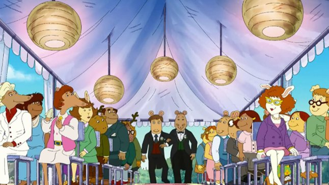 Alabama Public Television Won't Run 'Arthur' Gay Wedding