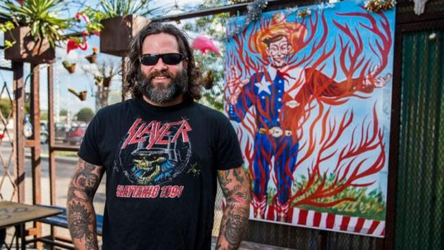 Burning Big Tex is a Punk Art Icon