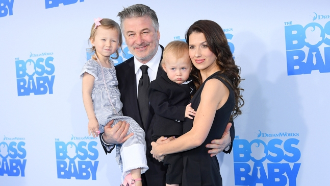 Hilaria Baldwin and Alec Baldwin's Daughter Carmen Reveals the Sex of Baby No. 5
