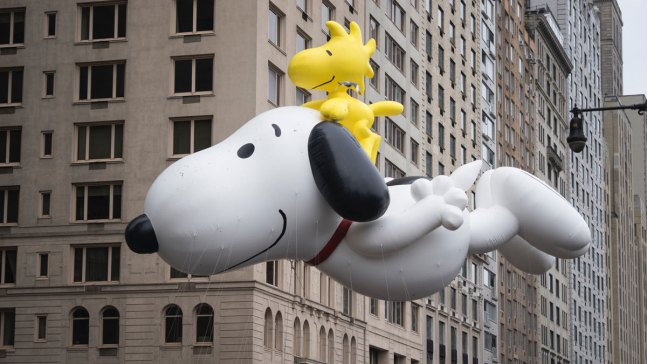 Through the Years: Macy's Thanksgiving Day Parade