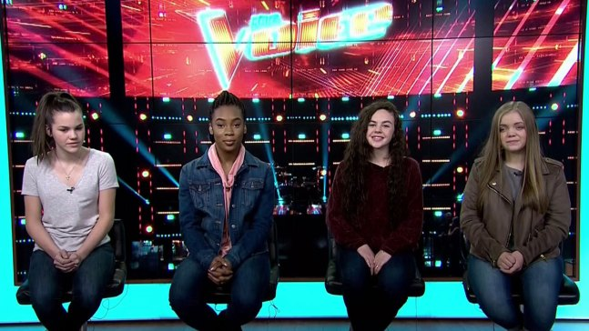 'The Voice' Down to Top 13
