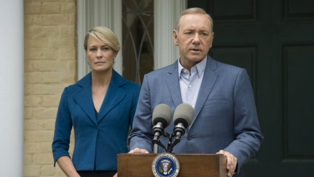 'House of Cards' New Trailer Coincides With Inauguration