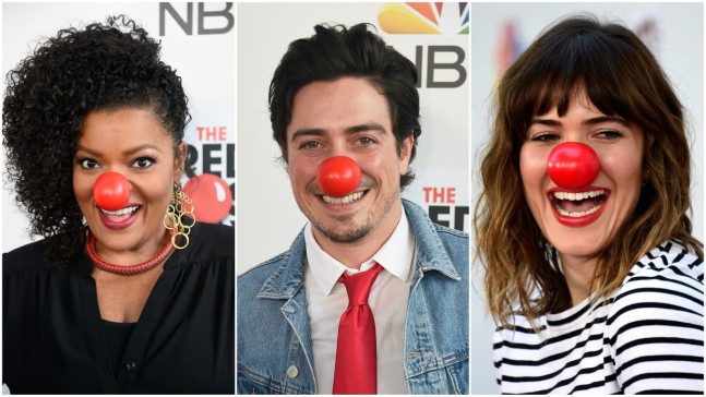 Red Nose Day 2017: Stars Turn out for Charity Special