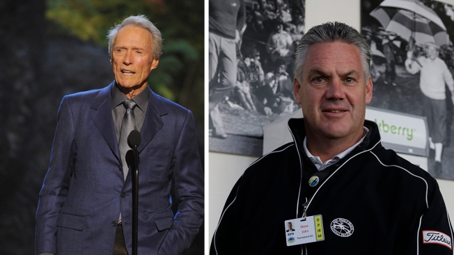 Clint Eastwood Saves Golf Tournament Director With Heimlich