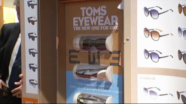 TOMS Expands Into Eyewear