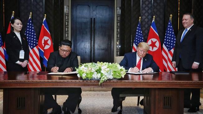 Trump's Halt of 'War Games' Could Weaken Defenses in North Korea