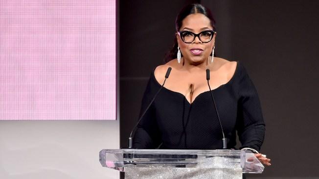 Oprah Winfrey Talks Politics, Royal Wedding in British Vogue