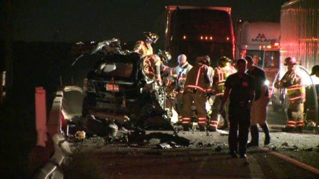 Three Major Accidents in Arlington