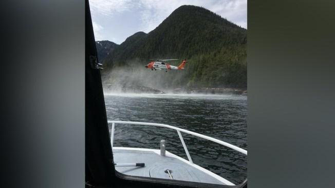 5 Dead, 1 Missing After 2 Floatplanes Collide in Alaska