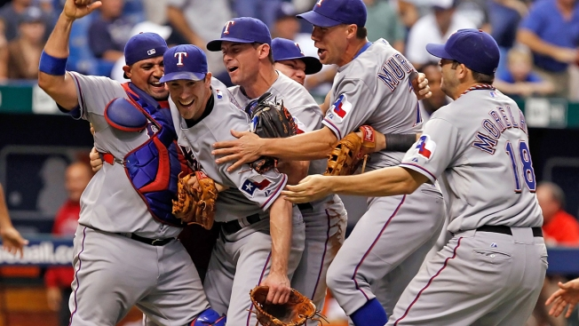 Rangers Hope Wednesday is 2010 All Over Again