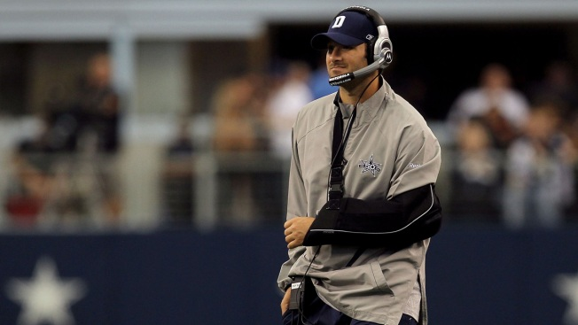 Romo Enters Off-Season Program Healthy, For A Change