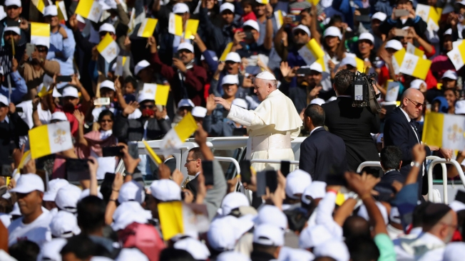 Pope Francis: Women Have 'Legitimate Claims' for Justice, Equality