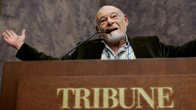 """Zell Calls Tribune Purchase """"A Mistake"""""""