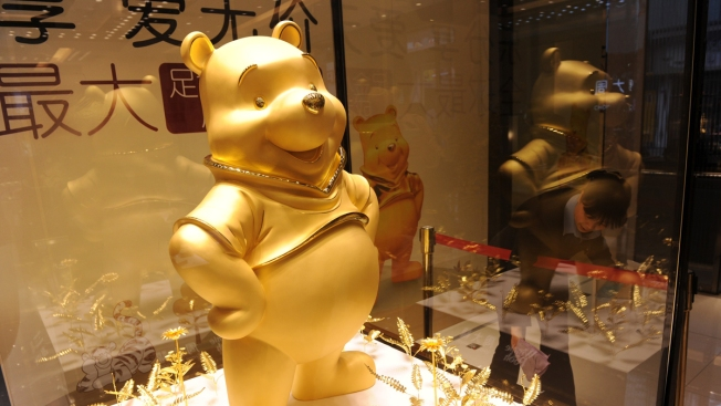 China Has Banned Winnie the Pooh Once Again