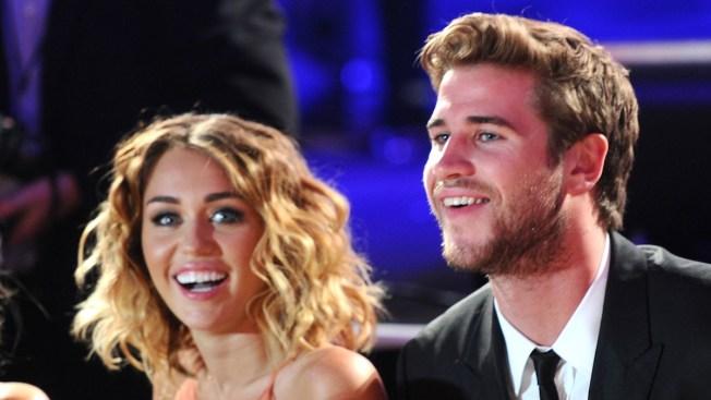 Miley Cyrus Stops Following Liam Hemsworth on Twitter