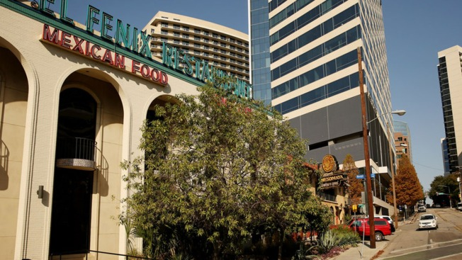 The Whole Enchilada: El Fenix's Landmark Uptown Dallas Property Is for Sale