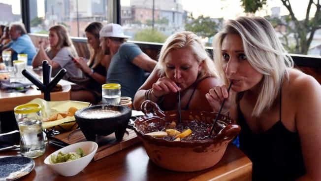 Skyline Views and Massive Margaritas Make This Bar Deep Ellum's Hottest New Spot