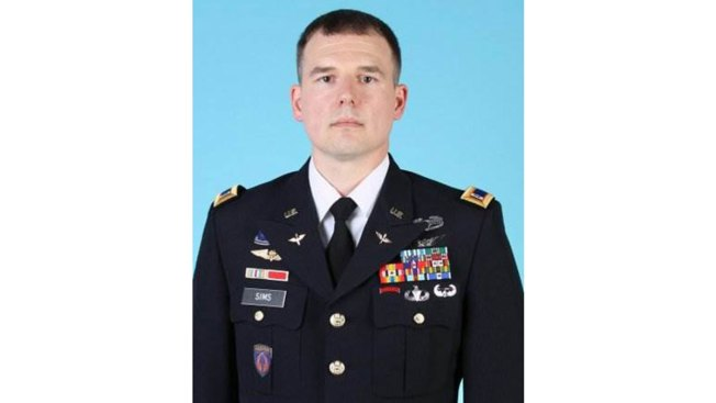 Pentagon Identifies Soldier Killed in Afghanistan Helicopter Crash