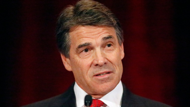 Lawmaker Appears Before Grand Jury in Perry Probe