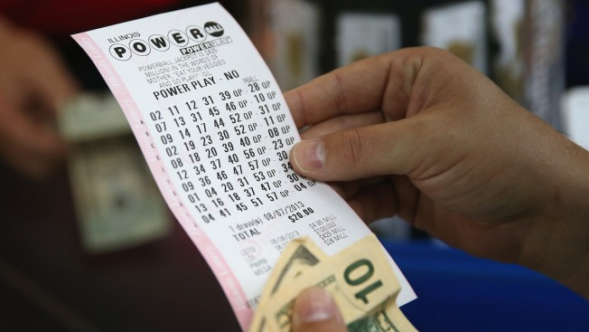 Powerball Jackpot Climbs to $317 Million for Wednesday's Drawing