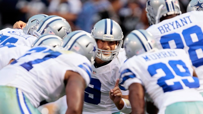 Romo Campaigning for Dallas to Bring Back Murray, Bryant
