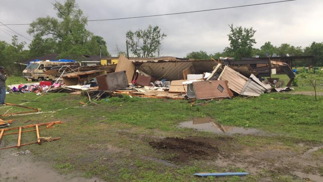 People Killed In The South Due To Severe Storms