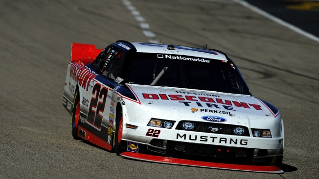Keselowski Wins Nationwide Race at Texas Motor Speedway
