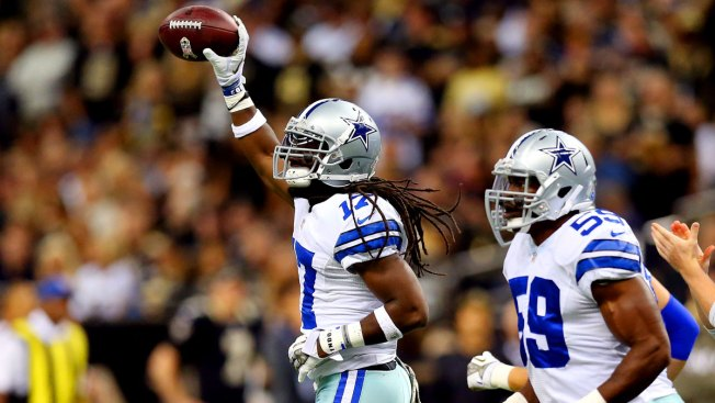 Garrett Admits It'll Be Hard to Replace Dwayne Harris